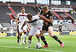 nph0001:  v.l. Oliver Sorg, Henk Veerman (St. Pauli)<br /> Hamburg, 17.05.2020, Fussball 2. Bundesliga, FC St. Pauli - 1. FC Nuernberg <br /> Foto: Tim Groothuis/Witters/Pool/via Kokenge/nordphoto