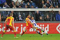 VOETBAL: ABE LENSTRA STADION: HEERENVEEN: 30-11-2013, SC Heerenveen - Go Ahead Eagles, uitslag 3-1, Jarchinio Antonia (#7 | GAE), ©foto Martin de Jong