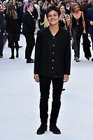 Jamie Cullum<br /> King of Thieves world film premiere at Vue West End cinema, London, England on 12 September 2018.<br /> CAP/JOR<br /> &copy;JOR/Capital Pictures