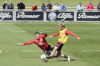 20.04.2016: Eintracht Frankfurt Training