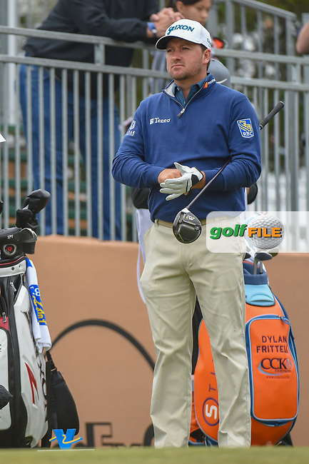 Graeme McDowell (NIR) looks over his tee shot on 10 during Round 3 of the Valero Texas Open, AT&T Oaks Course, TPC San Antonio, San Antonio, Texas, USA. 4/21/2018.<br /> Picture: Golffile   Ken Murray<br /> <br /> <br /> All photo usage must carry mandatory copyright credit (© Golffile   Ken Murray)