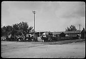 Capitol Coal Co, Santa Fe.<br /> D&amp;RGW  Santa Fe, NM  Circa 1910