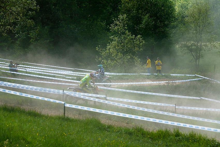 Circuit de Montignac - Les Farges, le samedi 19 avril 2014