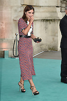 Jenna Coleman<br /> arrives for the V&amp;A Summer Party 2016, South Kensington, London.<br /> <br /> <br /> &copy;Ash Knotek  D3135  22/06/2016