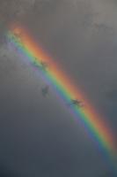 Igarape_MG, Brasil...Arco Iris visto na Beira da BR 381...A rainbow view from BR 381...Foto: LEO DRUMOND / NITRO