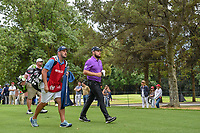 Tyrrell Hatton (ENG) makes his way down 18 during round 4 of the World Golf Championships, Mexico, Club De Golf Chapultepec, Mexico City, Mexico. 2/24/2019.<br /> Picture: Golffile | Ken Murray<br /> <br /> <br /> All photo usage must carry mandatory copyright credit (© Golffile | Ken Murray)