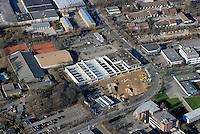 Hermann Koerner Strasse: EUROPA, DEUTSCHLAND, SCHLESWIG- HOLSTEIN, REINBEK, (GERMANY), 09.02.2008:Gewerbegebiet Hermann Koerner Strasse in Reinbek, Luftbild, Air.. c o p y r i g h t : A U F W I N D - L U F T B I L D E R . de.G e r t r u d - B a e u m e r - S t i e g 1 0 2, 2 1 0 3 5 H a m b u r g , G e r m a n y P h o n e + 4 9 (0) 1 7 1 - 6 8 6 6 0 6 9 E m a i l H w e i 1 @ a o l . c o m w w w . a u f w i n d - l u f t b i l d e r . d e.K o n t o : P o s t b a n k H a m b u r g .B l z : 2 0 0 1 0 0 2 0  K o n t o : 5 8 3 6 5 7 2 0 9.C o p y r i g h t n u r f u e r j o u r n a l i s t i s c h Z w e c k e, keine P e r s o e n l i c h ke i t s r e c h t e v o r h a n d e n, V e r o e f f e n t l i c h u n g n u r m i t H o n o r a r n a c h M F M, N a m e n s n e n n u n g u n d B e l e g e x e m p l a r !.
