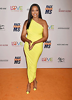 BEVERLY HILLS, CA - MAY 10: Garcelle Beauvais attends the 26th Annual Race to Erase MS Gala at The Beverly Hilton Hotel on May 10, 2019 in Beverly Hills, California.<br /> CAP/ROT<br /> &copy;ROT/Capital Pictures