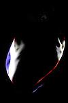 NOS CHARMES N'AURONT PAS SUFFI<br /> <br /> Conception et Chor&eacute;graphie : M&eacute;lanie Perrier<br /> Interpr&eacute;te : Julie Guibert<br /> Lumi&egrave;re et Costume: Erik Houllier &amp; Alexandra Bertaut<br /> Cr&eacute;ation musicale : Silvia Borzelli<br /> Assistante chor&eacute;graphique/notatrice benesh : C&eacute;cile M&eacute;dour<br /> Vid&eacute;o : Sophie Laly<br /> Compagnie2minimum<br /> Lieu : Forum du Blanc Mesnil<br /> Ville : Le Blanc Mesnil<br /> Date : 21/05/2014<br /> &copy; Laurent Paillier / photosdedanse.com