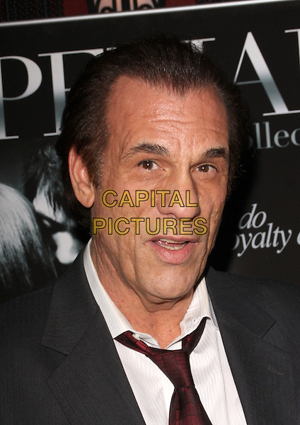 "ROBERT DAVI.""The 2009 Valentine / Oscar Celebrity Romance Suite""  held at Cafe La Boheme, West Hollywood, California, USA..February 10th, 2009.headshot portrait mouth open.CAP/ADM/KB.©Kevan Brooks/AdMedia/Capital Pictures."