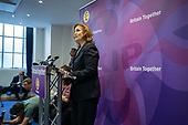 Deputy leader Suzanne Evans, UKIP election manifesto launch, Westminster, London.