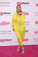 CARSON, CA - June 1: Jordin Sparks, at 2019 iHeartRadio Wango Tango Presented By The JUVÉDERM® Collection Of Dermal Fillers at Dignity Health Sports Park in Carson, California on June 1, 2019.   <br /> CAP/MPI/SAD<br /> ©SAD/MPI/Capital Pictures