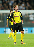 Dortmund's Mario Gotze in action during the champions league match at Wembley Stadium, London. Picture date 13th September 2017. Picture credit should read: David Klein/Sportimage