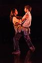 "Bush Theatre presents ""AN ADVENTURE"", by Vinay Patel. Directed by Madani Younis, with design by Rosanna Vize. The cast is: Nila Aalia, Martins Imhangbe, Aysha Kala, Selva Rasalingam, Shubham Saraf and Anjana Vasan. Picture shows: Anjana Vasan, Shubham Saraf."
