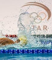 SIM Welson MAS<br /> 200 freestyle men<br /> heats<br /> FINA Airweave Swimming World Cup 2015<br /> Doha, Qatar 2015  Nov.2 nd - 3 rd<br /> Day0 - Nov. 1 st<br /> Photo G. Scala/Deepbluemedia/Insidefoto