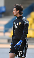 20170323 - BEVEREN , BELGIUM : Belgian Mile Svilar pictured during the UEFA Under 19 Elite round game between Sweden U19 and Belgium U19, on the first matchday in group 7 of the Uefa Under 19 elite round in Belgium , thursday 23 th March 2017 . PHOTO SPORTPIX.BE | DIRK VUYLSTEKE