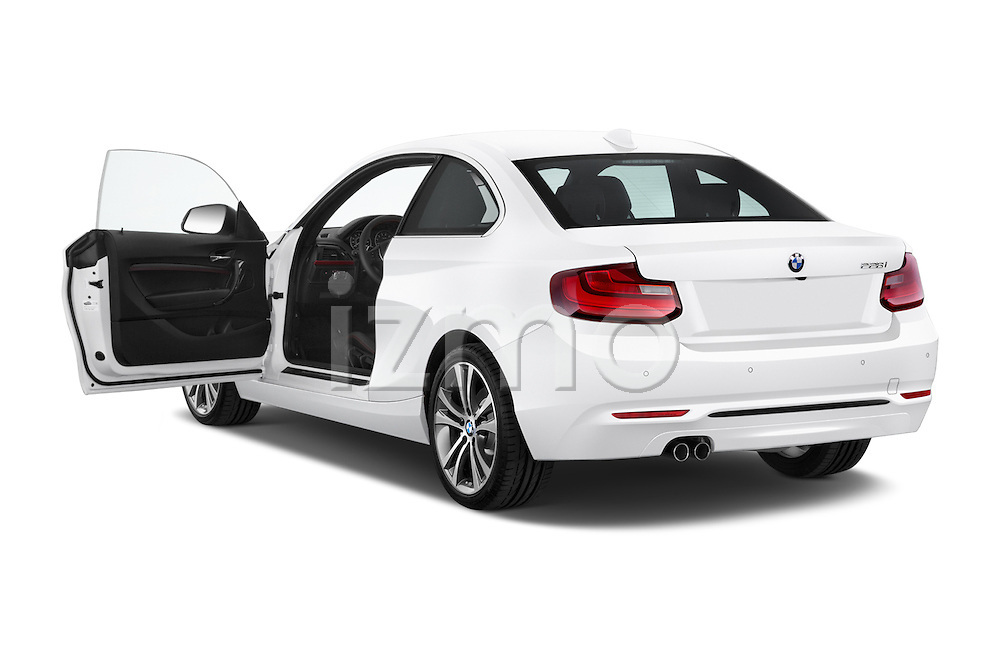 Car images of a 2015 BMW 2 Series 228I Sport 2 Door Coupe 2WD Doors