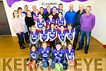 The Launch of St. Colman's a new Basketball Club at the Milltown Community Centre on Tuesday