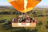 20150319 March 19 Hot Air Balloon Gold Coast