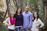 Reyes Family, Mariposa, California, Nov 2013, <br /> Family Session