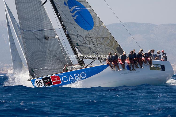 Icaro ÍCARO - XXVII Copa del Rey de vela - Rela Club Náutico de Palma - 26 July to 2 Agost 2008 - Palma de Mallorca - Baleares - España