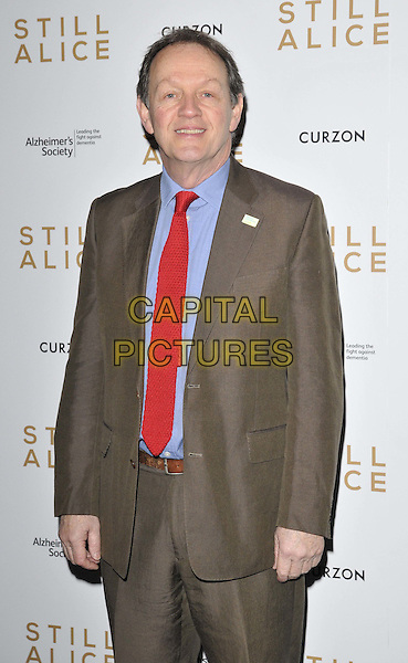 LONDON, ENGLAND - FEBRUARY 05: Kevin Whately attends the &quot;Still Alice&quot; VIP film screening, Curzon Mayfair cinema, Curzon St., on Thursday February 05, 2015 in London, England, UK. <br /> CAP/CAN<br /> &copy;CAN/Capital Pictures