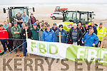 Skilled Farmers<br /> ---------------------<br /> The Jerry O'Regan bar Ballyheigue sponsored Tractor skills competition was well attended by many farmers at Ballyheigue beech last Saturday evening.Claas and DairyMaster were also sponsors of the event