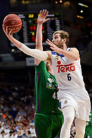 REAL MADRID v UNICAJA MALAGA. Semi Finals Playoff Liga Endesa 2016-2017.