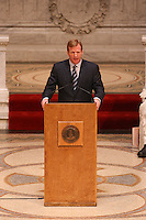 9 August 2007: NFL Commmissioner Roger Goodell during the Bill Walsh memorial service at Memorial Church on the campus of Stanford University in Stanford, CA.