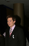 Clay Aiken (Days Of Our Lives) at the 20th Annual GLAAD Media Awards on March 28, 2009 at the New York Marriott, New York City, NY. (Photo by Sue Coflin/Max Photos)