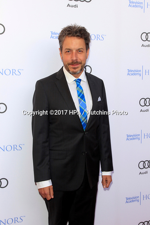 LOS ANGELES - JUN 8:  John Ross Bowie at the 10th Annual Television Academy Honors at the Montage Hotel on June 8, 2017 in Beverly Hills, CA