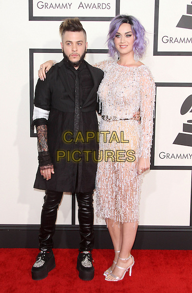 08 February 2015 - Los Angeles, California - Ferras, Katy Perry. 57th Annual GRAMMY Awards held at the Staples Center.<br /> CAP/ADM<br /> &copy;AdMedia/Capital Pictures