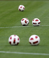 Nike Ball. The USWNT defeated Japan, 2-0,  at WakeMed Soccer Park in Cary, NC.