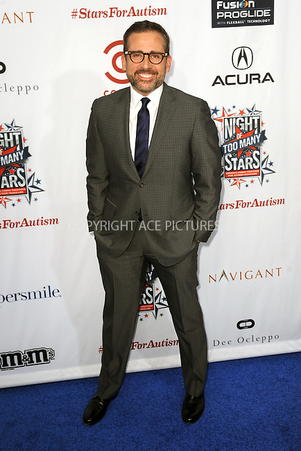 WWW.ACEPIXS.COM<br /> February 28, 2015 New York City<br /> <br /> Steve Carell attends Comedy Central Night Of Too Many Stars at Beacon Theatre on February 28, 2015 in New York City.<br /> <br /> Please byline: Kristin Callahan/AcePictures<br /> <br /> ACEPIXS.COM<br /> <br /> Tel: (646) 769 0430<br /> e-mail: info@acepixs.com<br /> web: http://www.acepixs.com