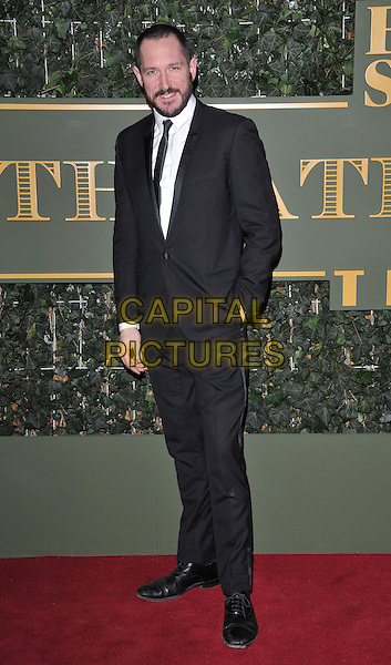 Bertie Carvel attends the London Evening Standard Theatre Awards 2015, The Old Vic, The Cut, London, England, UK, on Sunday 22 November 2015.<br /> CAP/CAN<br /> &copy;CAN/Capital Pictures