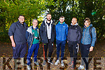 The teachers helping students at the Kerry ETB Orienteering in the Ballyseedy Woods on Tuesday. L-r, Martin Stack (Causeway), John Craig (Colaiste Gleann Li), Padraig Murphy (Colaiste na Sceilge), Diarmaid Herlihy (Causeway), Ron Doolan (Community College Kilorglin) and Aoife Fox (Causeway).