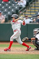 Troy Hanzawa - Scottsdale Scorpions, 2009 Arizona Fall League.Photo by:  Bill Mitchell/Four Seam Images..