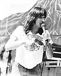 Journey 1981 Steve Perry.© Chris Walter.