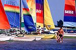Stephen C. Smith Regatta on the beach at Shell Point in coastal Wakulla County near Crawfordville south of Tallahassee, Florida.  (Mark Wallheiser/TallahasseeStock.com)
