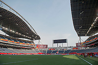 Winnipeg, Canada- June 7, 2015:  The USWNT trained in preparation for their opening group game of the FIFA Women's World Cup at Winnipeg Stadium.