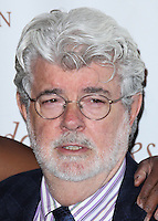 NEW YORK CITY, NY, USA - JUNE 03: George Lucas at the 2014 Gordon Parks Foundation Awards Dinner & Auction held at Cipriani Wall Street on June 3, 2014 in New York City, New York, United States. (Photo by Jeffery Duran/Celebrity Monitor)