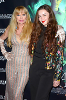 """LOS ANGELES - FEB 7:  Laurene Landon, Reilley Perrins at the """"Agramon's Gate"""" Premiere at the Lumiere Music Hall on February 7, 2020 in Beverly Hills, CA"""