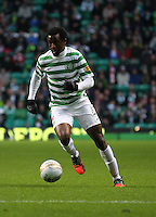 Efe Ambrose in the Celtic v St Mirren Clydesdale Bank Scottish Premier League match played at Celtic Park, Glasgow on 15.12.12.