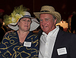 Debra and Thomas Paxson during the Kentucky Derby Party at The Peppermill on Saturday, May 6, 2017 in Reno, Nevada.