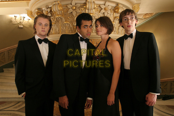 GLEN BARRY, KAL PENN, HOLLY DAVIDSON & ANTHONY COZENS.in National Lampoon's Van Wilder: The Rise of Taj **Editorial Use Only**.CAP/FB.Supplied by Capital Pictures