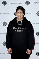 LOS ANGELES - AUG 10:  Moj Mahdara at the Beautycon Festival LA 2019 at the Los Angeles Convention Center on August 10, 2019 in Los Angeles, CA
