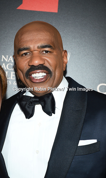 Steve Harvey attends The 40th Annual Daytime Emmy Awards on<br />  June 16, 2013 at the Beverly Hilton Hotel in Beverly Hills, California.