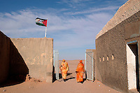 Sahararrak, herri bat erbestean / Saharawi, a people in the exile