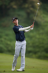 Tirto Tamardi of Indonesia in action during the 9th Faldo Series Asia Grand Final 2014 golf tournament on March 19, 2015 at Faldo course in Mid Valley clubhouse in Shenzhen, China. Photo by Xaume Olleros / Power Sport Images