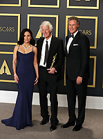 09 February 2020 - Hollywood, California -     Julia Louis-Dreyfus, Will Ferrell, Roger Deakins attend the 92nd Annual Academy Awards presented by the Academy of Motion Picture Arts and Sciences held at Hollywood & Highland Center. Photo Credit: Theresa Shirriff/AdMedia